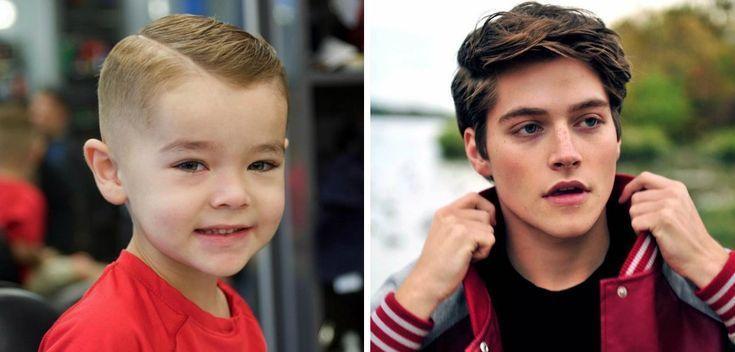 Frisuren für Jungen 2019  Neuen Männer Frisuren   #frisuren #für #jungen #man…
