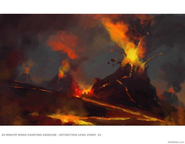 Biomes - Lava - Pit, Volcano, Field, Hell, Craters [JA]
