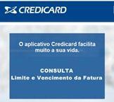 Consulta de Limite e Data de Vencimento Credicard