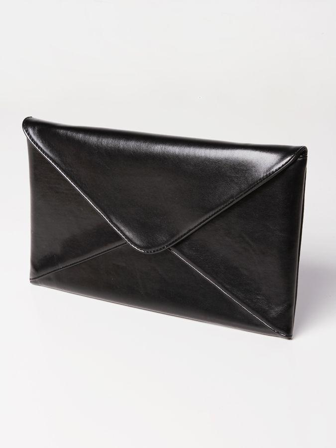 Cantalope clutch bag #clutchbag #taspesta #handbag #fauxleather #kulit #envelope #amplop #fashionable #simple #elegant #stylish #colors #black  Kindly visit our website : www.bagquire.com