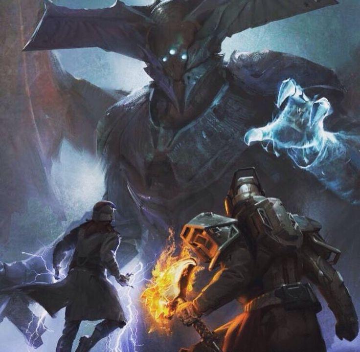 Destiny Kings Fall Wallpaper Oryx The Taken King Concept Art Destiny Destiny