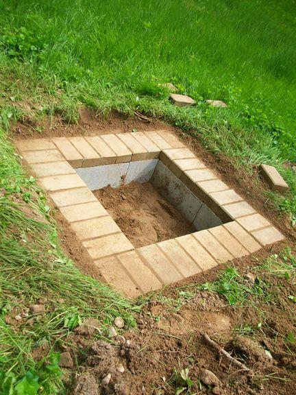 DIY Outdoor Firepit Ideas