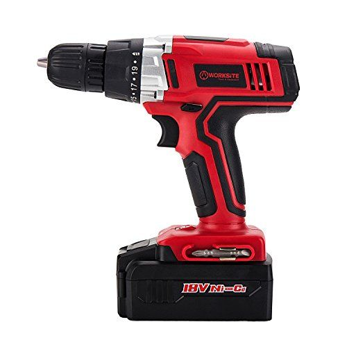 Cheap WORKSITE CD312-18N Cordless Drill/Driver 3/8 201 18V Ni-Cd Battery Household Electric Screwdriver Drill Driver with 13pcs Power Tool Accessories https://cordlesscircularsawreview.info/cheap-worksite-cd312-18n-cordless-drilldriver-38-201-18v-ni-cd-battery-household-electric-screwdriver-drill-driver-with-13pcs-power-tool-accessories/