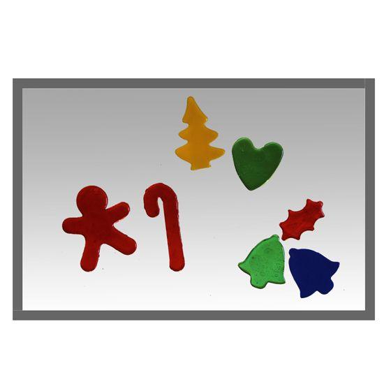 Hacer figuras de gel las navidades son unos d as para - Manualidades en familia ...