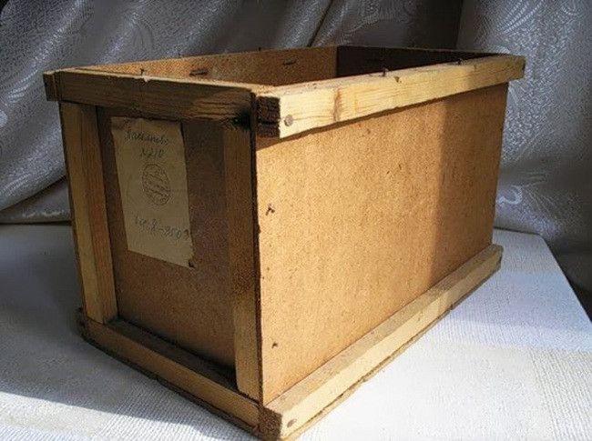 4. Посылочные ящики из фанеры