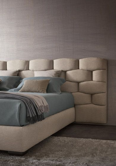 Majal Bed by Flou | Double beds