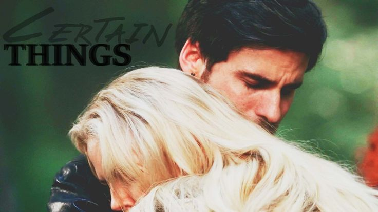 Hook and Emma || Certain Things (+5x01)