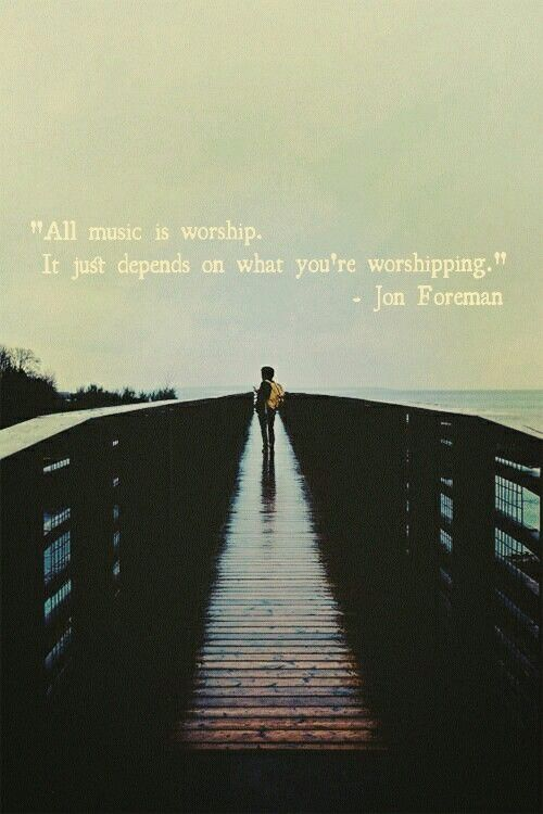 switchfoot- jon foreman quote