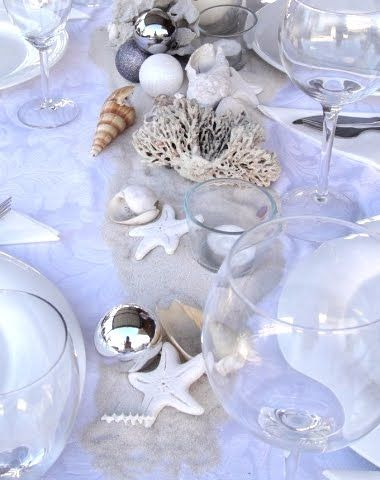 Holiday Table Decorating Theme