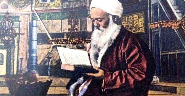Ahmed Ziyaeddin Gümüşhanevi Hz.