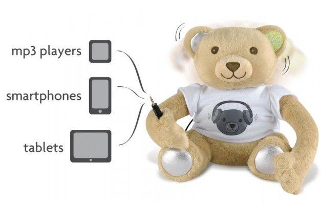 Pioupiou DJ - enceinte MP3 pour les bébés...