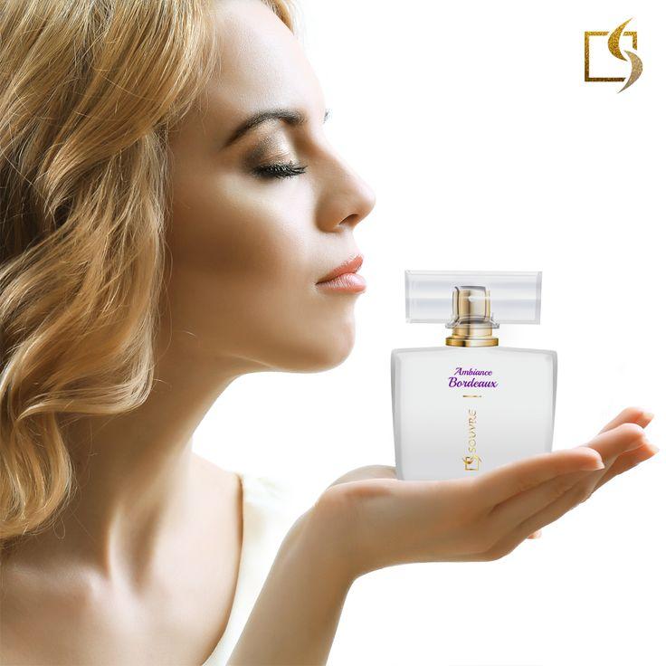 Zachwyć wszystkich swoją pewnością siebie i pozytywną energią z luksusowymi perfumami marki Souvre Internationale!