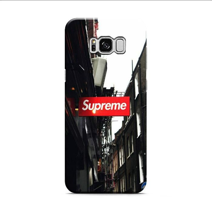 Supreme Store Samsung Galaxy S8 3D Case