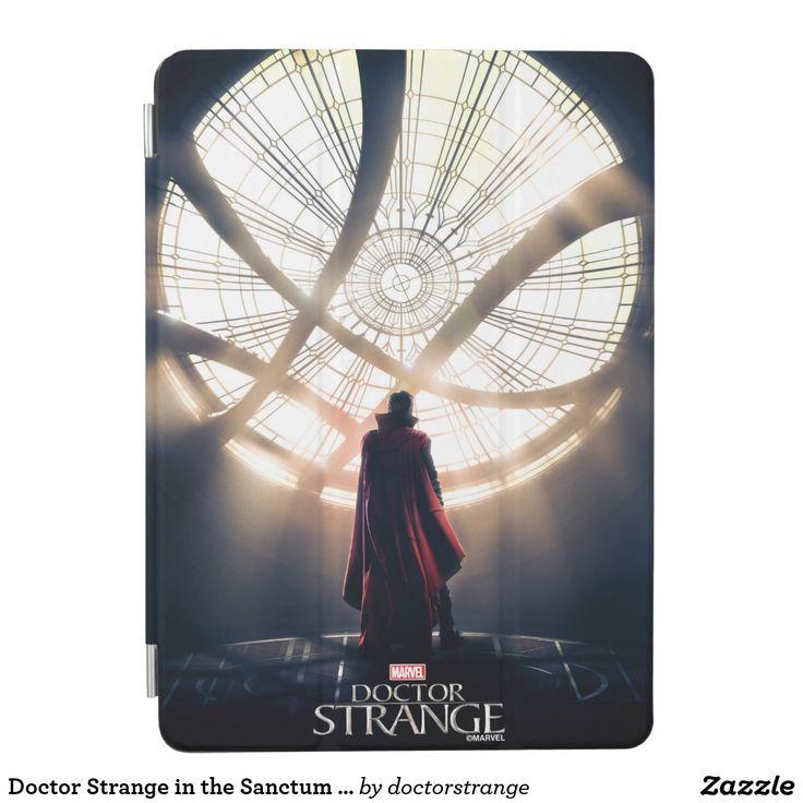 Doctor Strange in the Sanctum Sanctorum