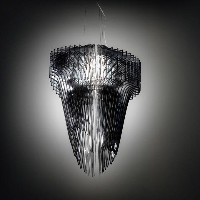 Slamp - Aria by Zaha Hadid