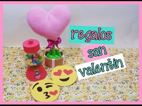 DIY - regalos para san valentin - MAQUINA DE DULCES - CORAZON - EMOJIS