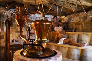 Spa for Sauna  #spaweek