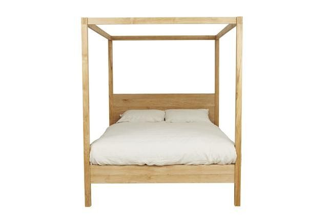 WILLOW 4 POSTER BED