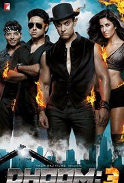 Dhoom 3 Dvd Quality Movie Online. Jai and Ali return to catch the clown thief, Sahir, who has the City of Chicago captive. It's an unconventional battle of revenge that will thrill you.
