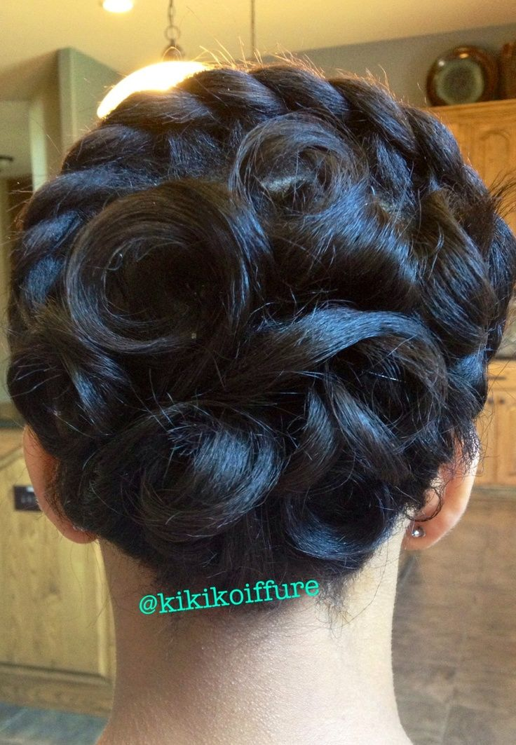 styles for relaxed hair 19 best protective hair styles relaxed hair images on 2545 | 37b46717d1fb1912d860cedbcf2933ef protective hairstyles protective styles