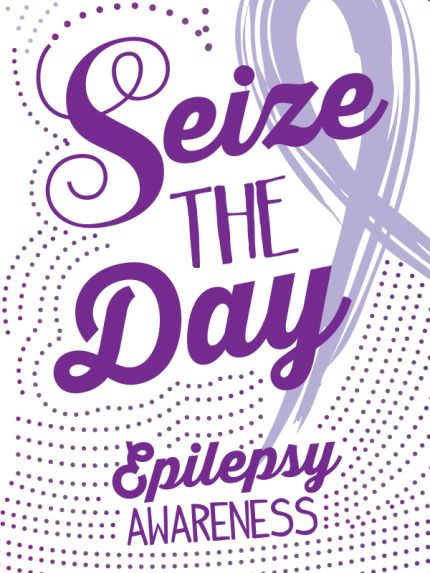 Seize the Day, Epilepsy Awareness Case for Galaxy S5 Inspired Cases