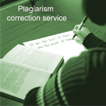 Plagiarized phd thesis