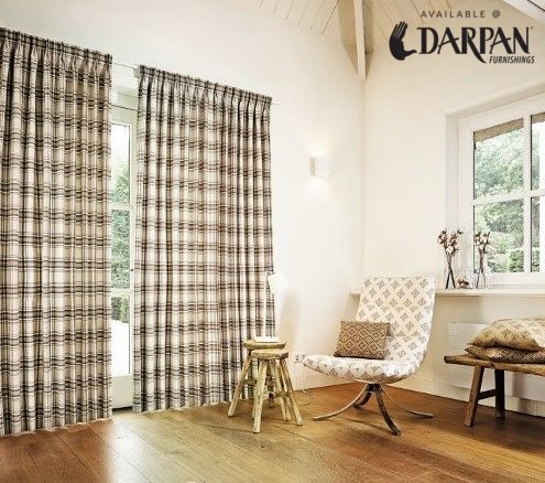Ravishing curtains pillows enhance the beauty of your home available at darpan furnishings livingroom