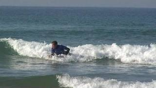 How To Learn To Bodyboard