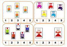 Le tout petit roi - numération PS et MS (voir GS) - cartes à compter