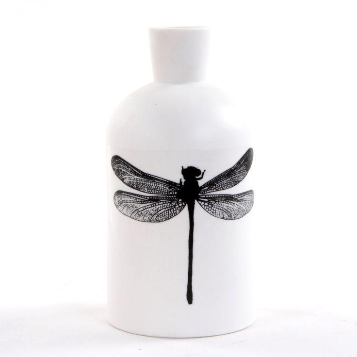 Vase, Øyenstikker