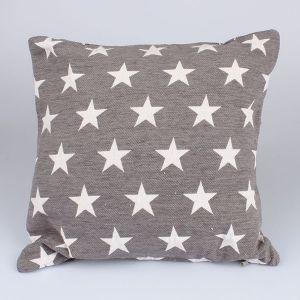 Hvězdičkový povlak na polštářek.
