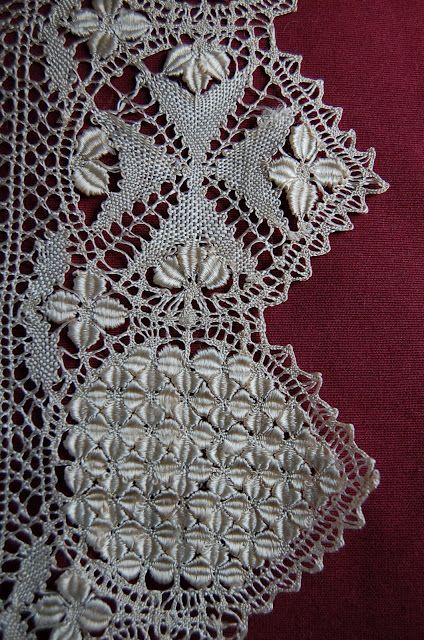 A collection of traditional Maltese bobbin lace. Maltese lace is an antique tradition developed during the times of the Knights of St. John. It was revived during the English Legislature with new designs which still form today's lace.