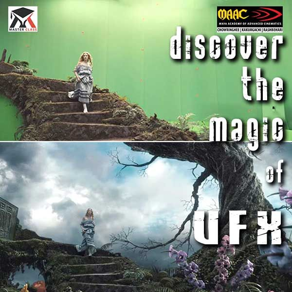 Free Master Class on Discover the magic of VFX