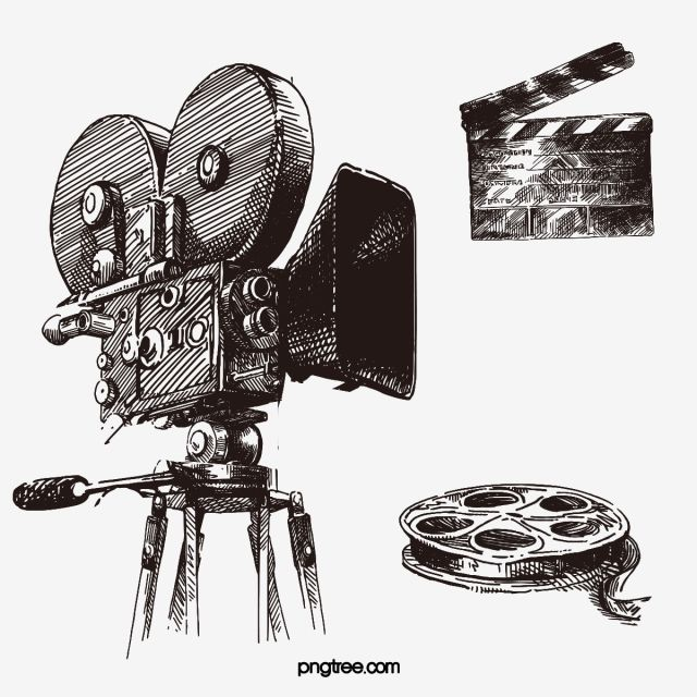 Vector Movie Playing Board Camera Movie Vector Camera Vector Movie Png Transparent Clipart Image And Psd File For Free Download Logo Design Free Templates Camera Logo Movie Clipart
