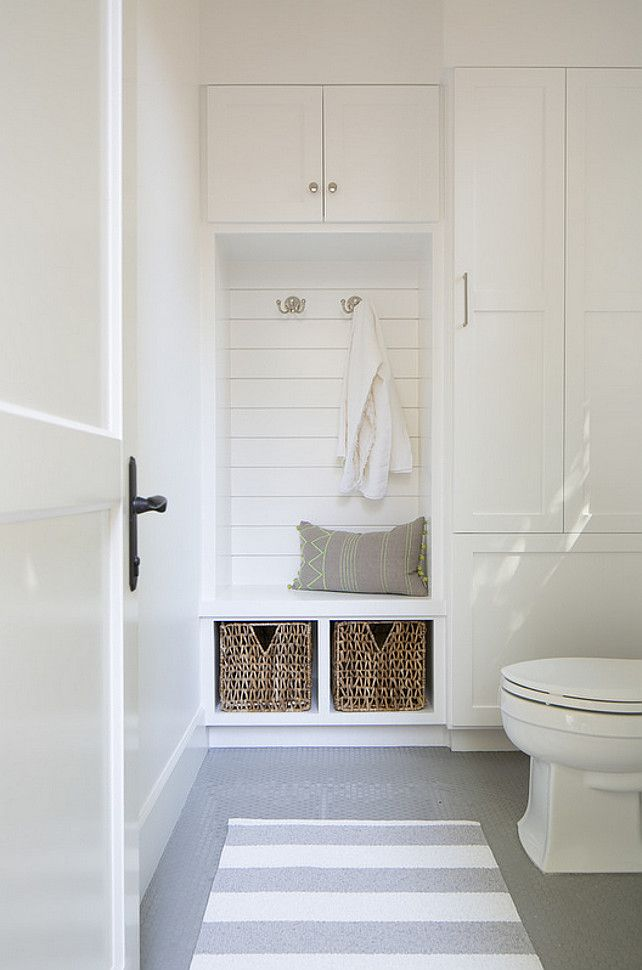 Bathroom Storage Cabinet Ideas Brooke Wagner Design.                                                                                                                                                     More