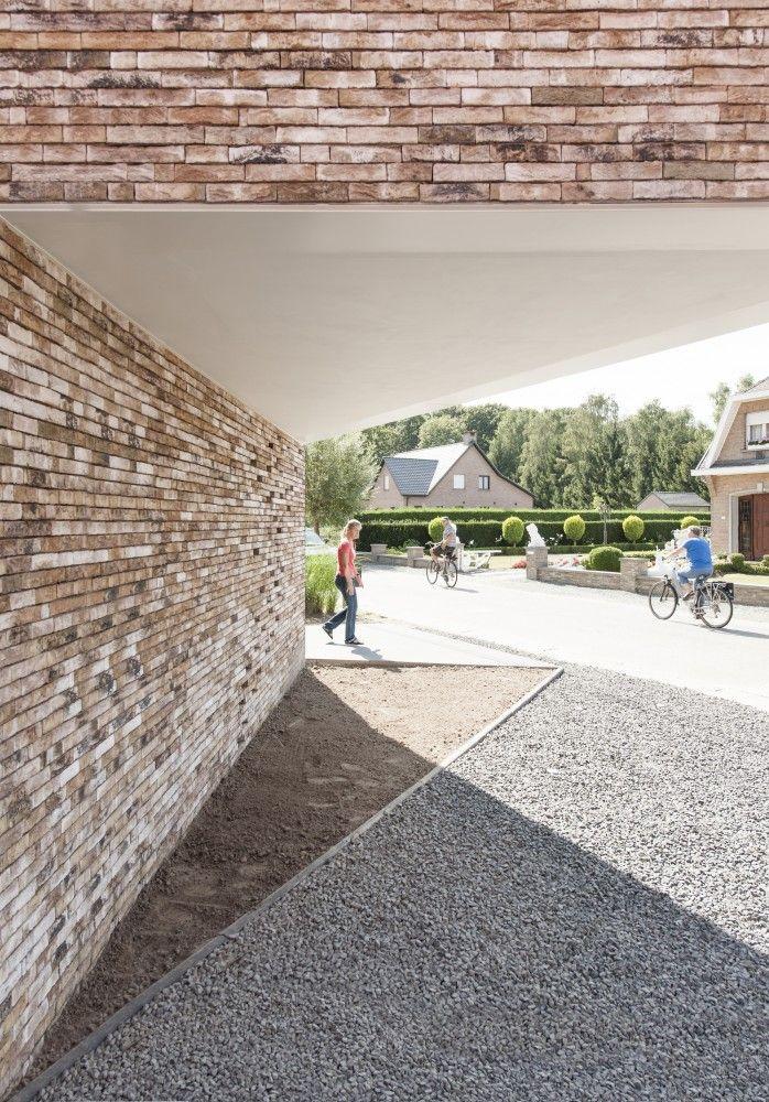 House K by GRAUX & BAEYENS Architecten