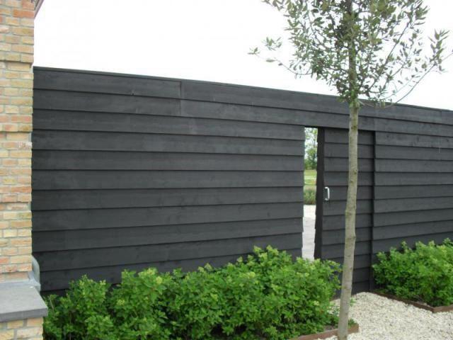 25 beste idee n over tuin poorten alleen op pinterest tuinhek poorten en tuin afscheiding - Moderne tuin ingang ...