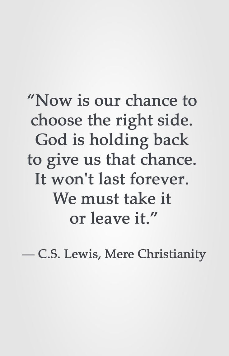christian behaviour in mere christianity by c s lewis 2018-7-11  project, i saw cs lewis's mere christianity as an appropriate addition to the series even though  titled christian behaviour and beyond personality.