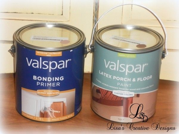 floor paint 600x450 How To Paint An Old Laminate Floor, Yes It Can Be Done!