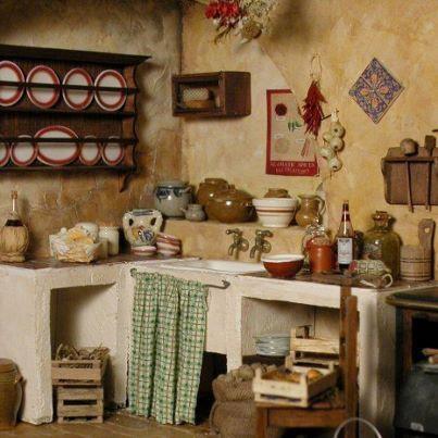 Tuscan cucina