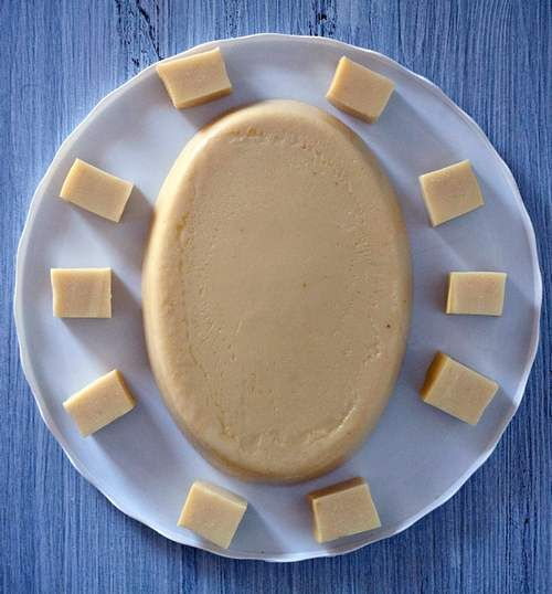 tofu di ceci ricetta