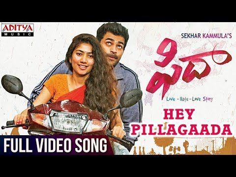 "'Fidaa'(2017) Full HD Video Songs Download Mp4,3Gp | Varun Tej         Watch/Download ""Fidaa"" Telugu Movie Video Songs..."