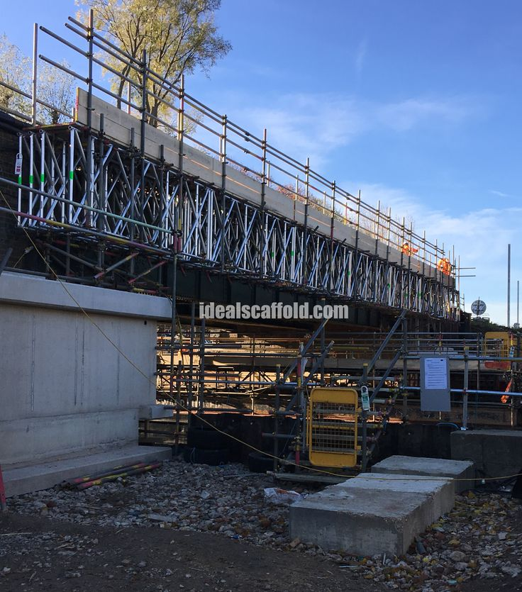 We were appointed by Volker Fitzpatrick during the railway improvements at Tottenham Hale. Ideal Scaffolding provide scaffolds towers and scaffold platforms to give others access to hard to reach areas in and around the rail infrastructure including stations, offices, buildings, bridges and tunnels.