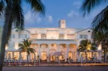 Exterior Facade of hotel with British Colonial Design: Southbeach, Beaches, Miami Beach, Betsyhotel, Place, Ocean Drive, South Beach Miami, Hotels