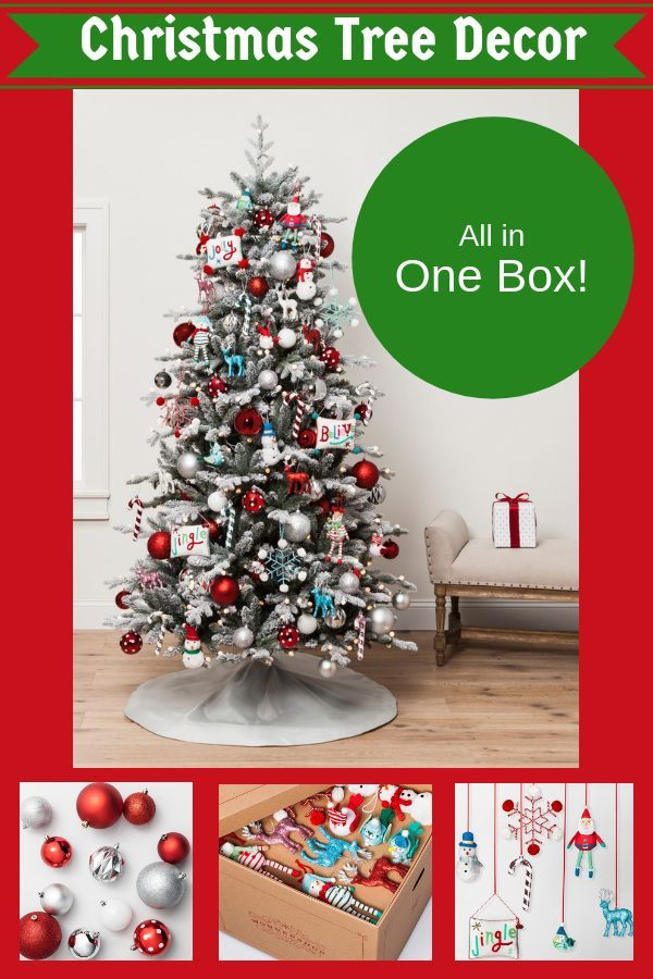 Getting Ready To Decorate Your First Christmas Tree This Merry Lane Trim Kit From Wondershop Has Everyt Christmas Tree Decorations Christmas Tree Tree Decor