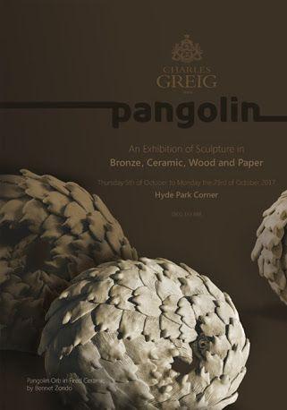 Ardmore Pangolin Exhibition