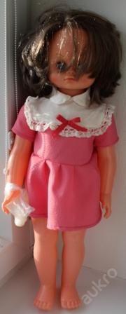 Velk� (d��ve) mluv�c� panenka - 80.l�ta