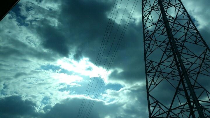 Sky of Fukuoka