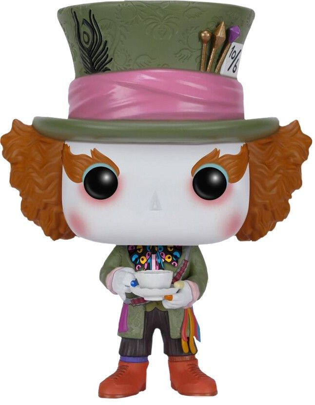 Pop! Vinyl - Alice (Live Action) - Mad Hatter