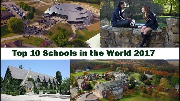 Top 10 Schools in the World 2017 With regards to training cash ought not be a protest. All things considered it is however one ought to dependably endeavor to get the best training that cash can purchase. It implies putting something aside for the educational cost charge of the best colleges be it the eight Ivy League individuals or similarly lofty colleges like Stanford UC Berkeley or the Massachusetts Institute of Technology. Admission to the best colleges is exceptionally focused be that…